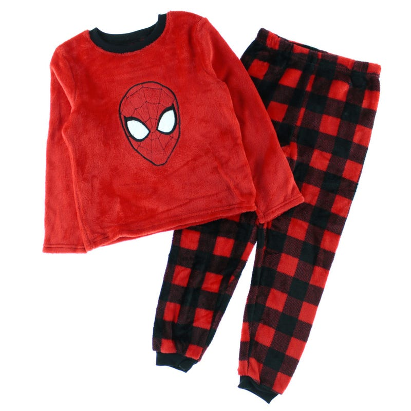 Spider-Man Pajama Set 2-6y