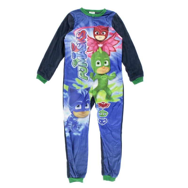 Pj Masks 1pc Pajamas 2-6x