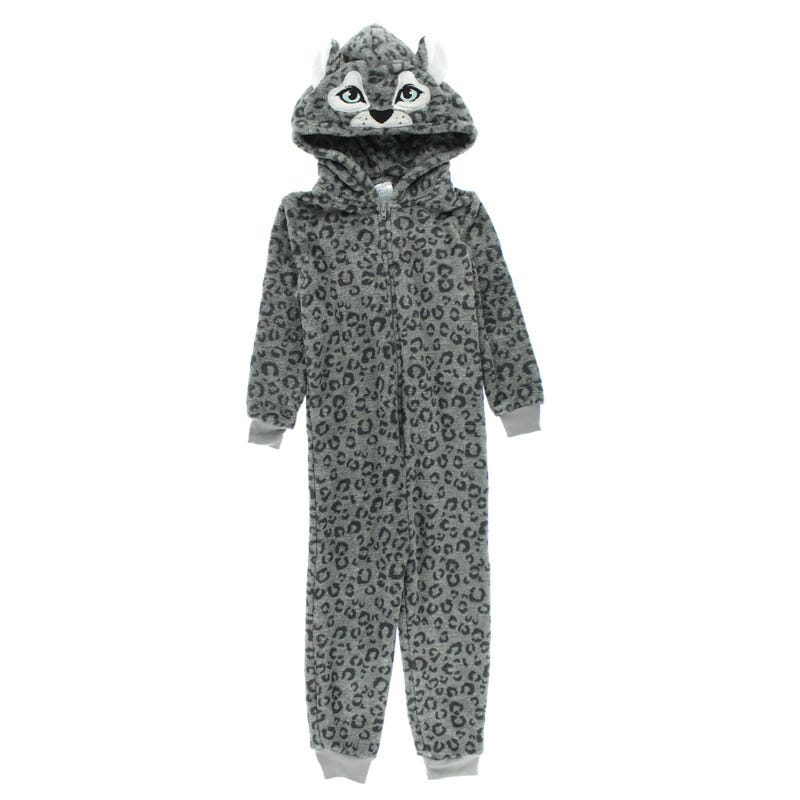 Tiger 1pc Pajamas 2-4