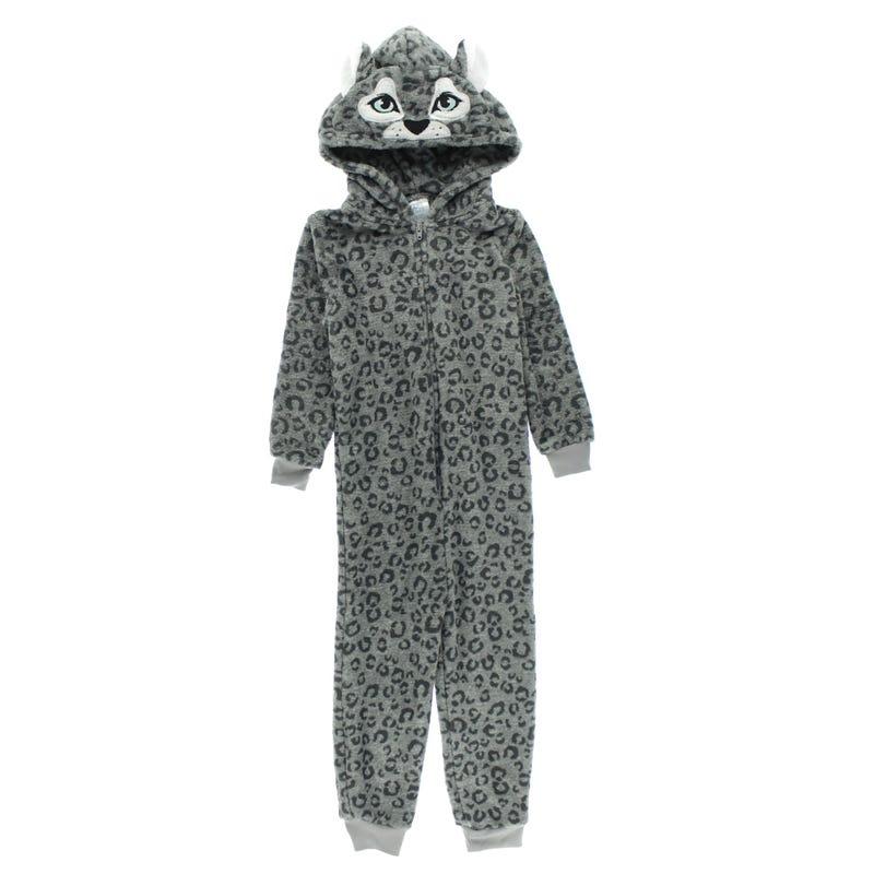 Tiger 1pc Pajamas 2-4