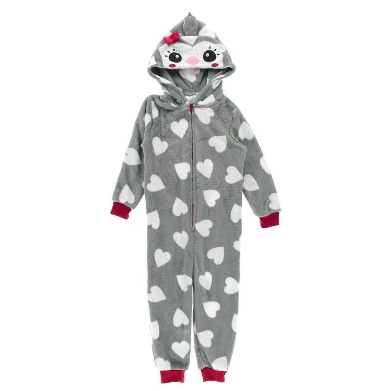 Pyjama 1 Pièce Pingouin 2-4ans