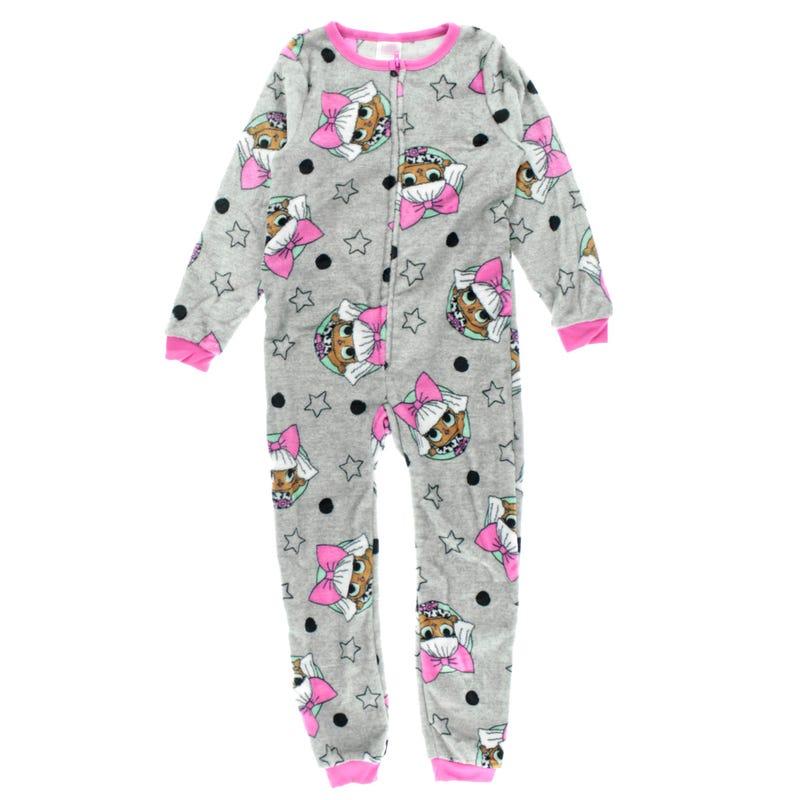 Lol 1pc Pajamas 4-6x