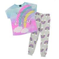 Rainbow Pajamas 4-14