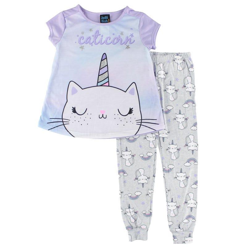 Pyjama Chatlicorne 4-14ans