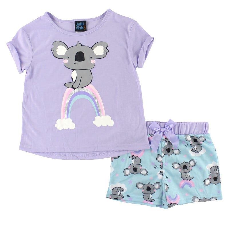 Koala Short pyjamas 4-16y