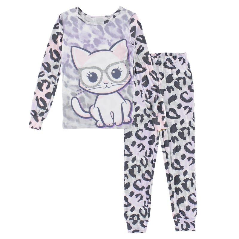 Pyjama Chat 4-14ans