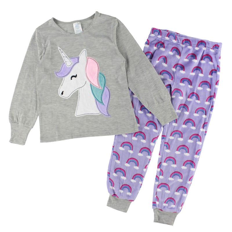 Unicorn Pajamas 4-16