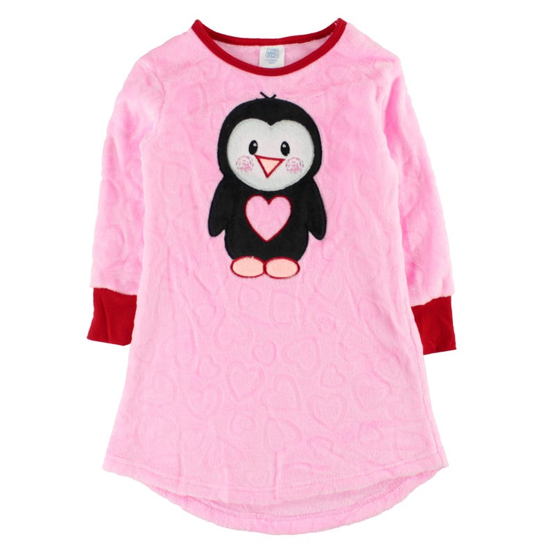 Penguin Nightgown 4-16