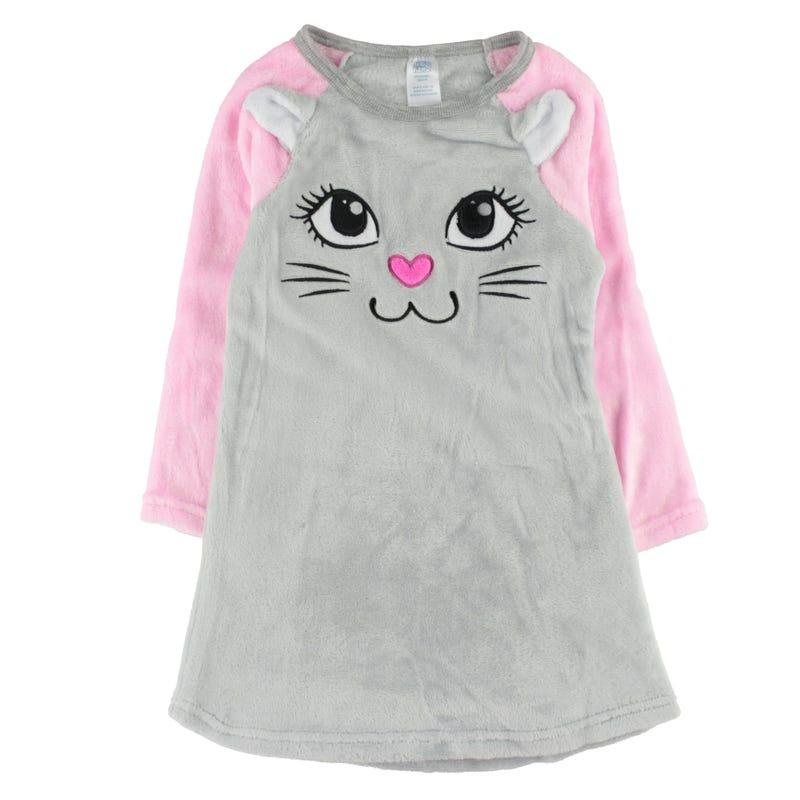 Cat Nightgown 4-16