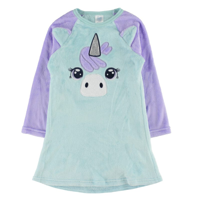 Unicorn Nightgown 4-16