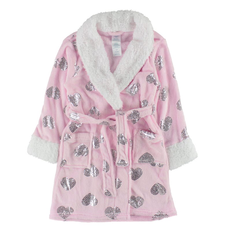 Robe De Chambre Coeurs 4-16ans