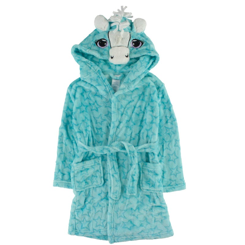 Robe De Chambre Licorne 4-16ans