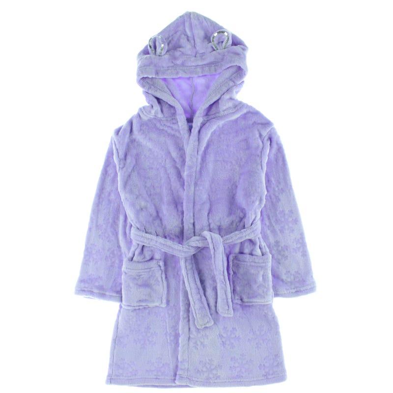 Snowflakes Robe 4-16
