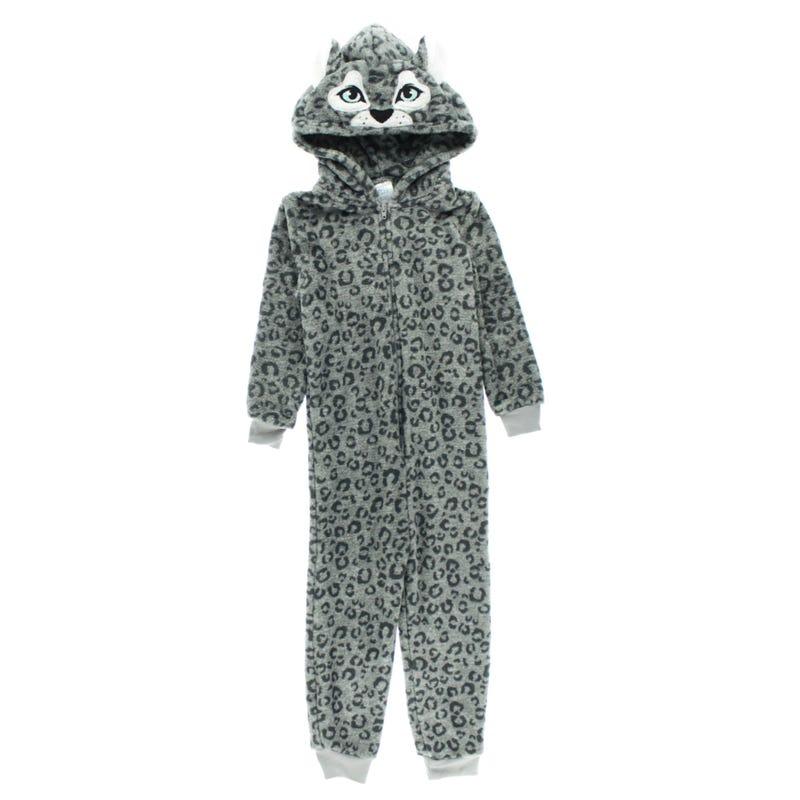 Tiger 1pc Pajamas 4-16