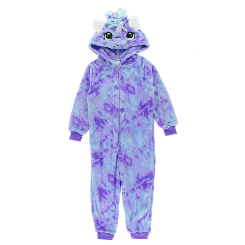Unicorn 1pc Pajamas 4-16