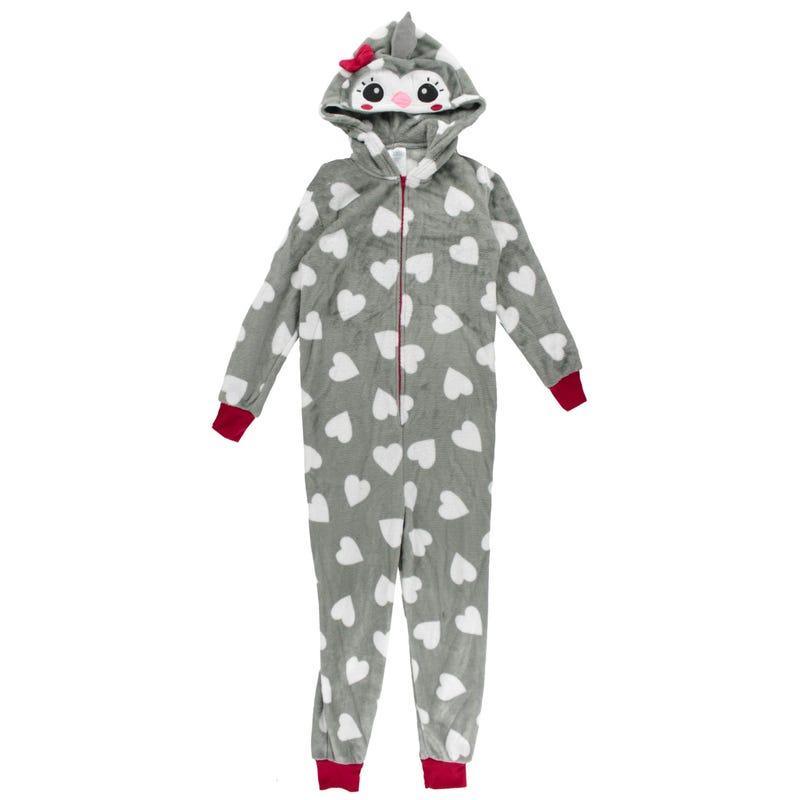 Pyjama 1 Pièce Pingouin 4-16ans