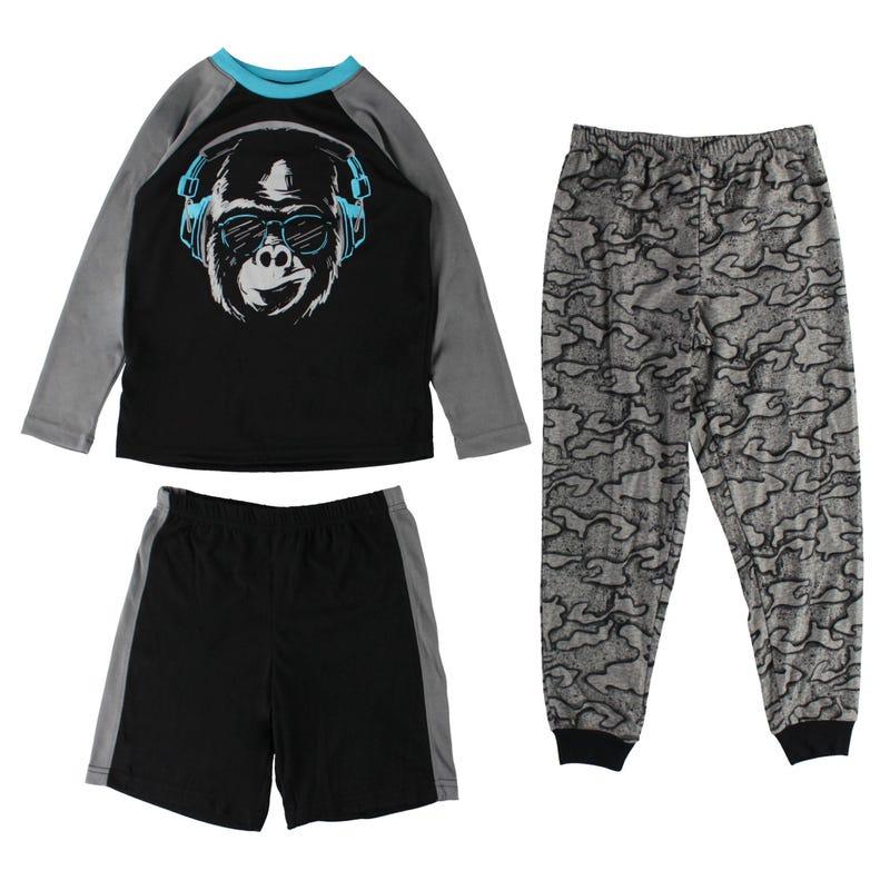 Pyjama 3 Pièces Gorille 4-16ans