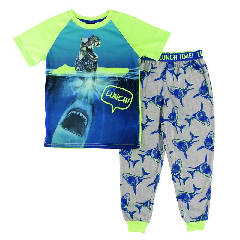 Shark PYjamas 4-16y