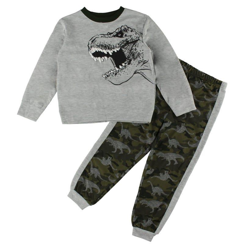Pyjama Dino 4-16ans