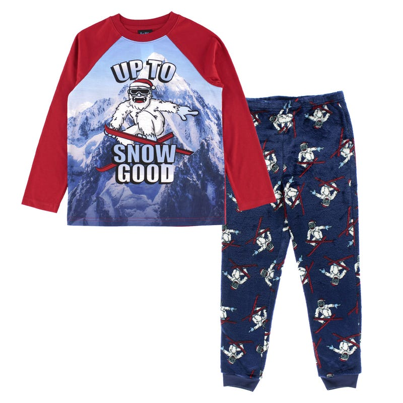 Pyjama Yéti 4-16