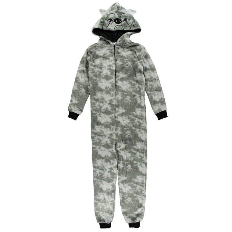 Dog 1pc Pajamas 4-16