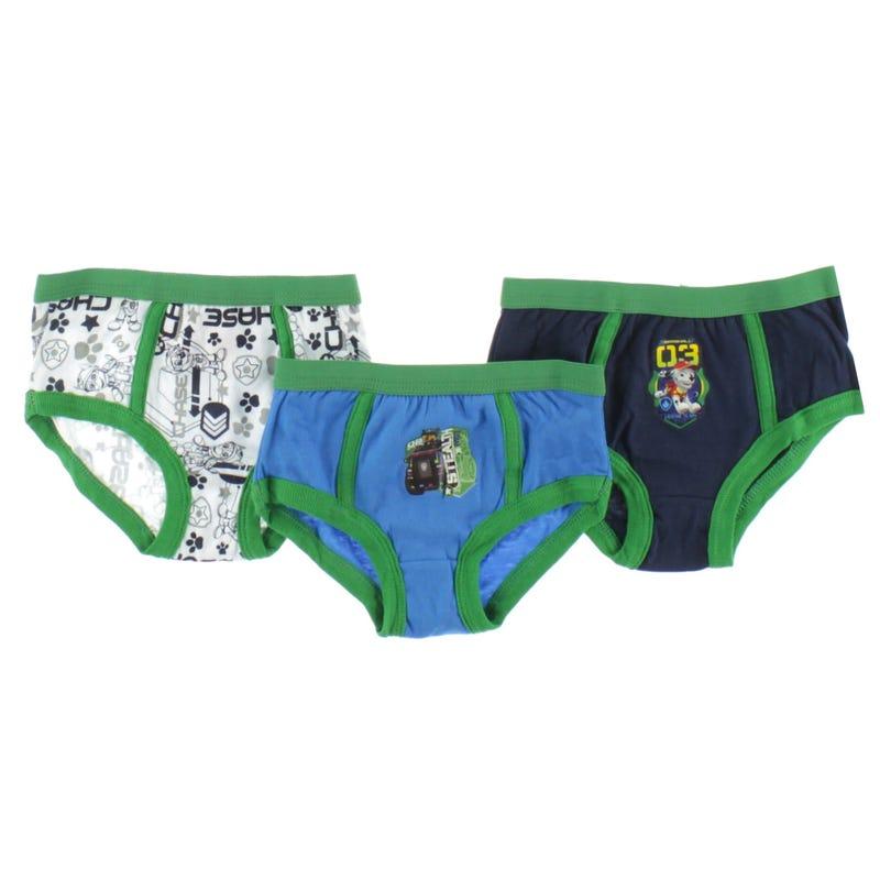 Paw Patrol Underwear 2-6y Set of 4 - Blue