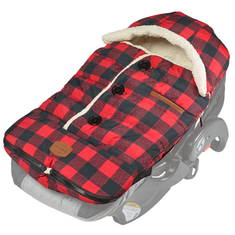 Urban Bundleme Car Seat Cover - Buffalo Check
