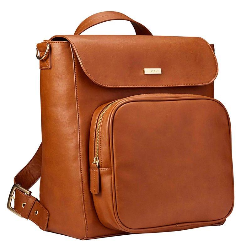 Backpack Diaperbag - Cognac