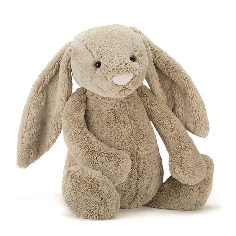 Lapin Beige Timide 12""