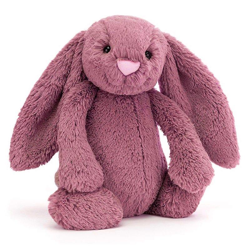 """Bunny Dusky Pink Bashful 12"""""""