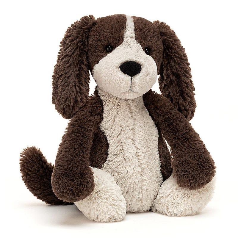 Chien Bashful Fudge 12""