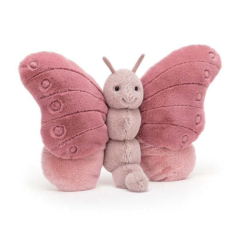 """Beatrice Butterfly Pink 13"""""""