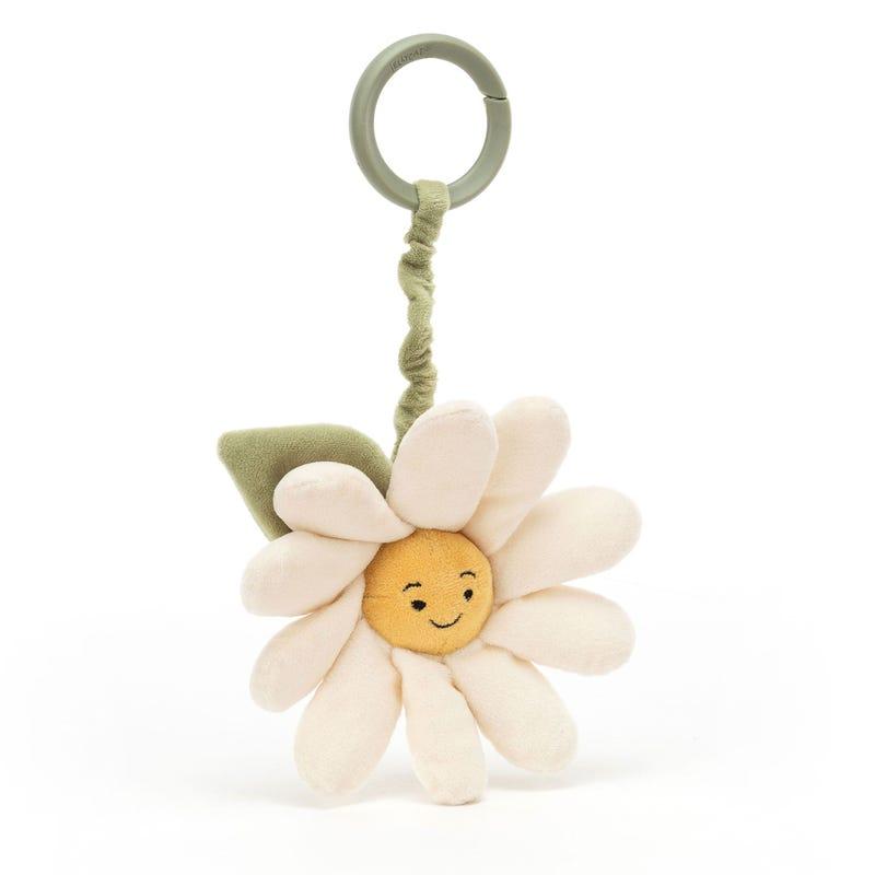 "Fleur Daisy Blanche 6"""