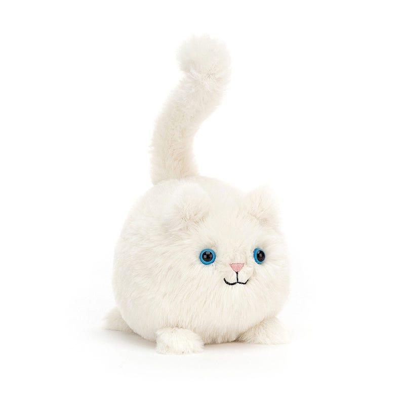 "Kitten Caboodle Cream 5"""