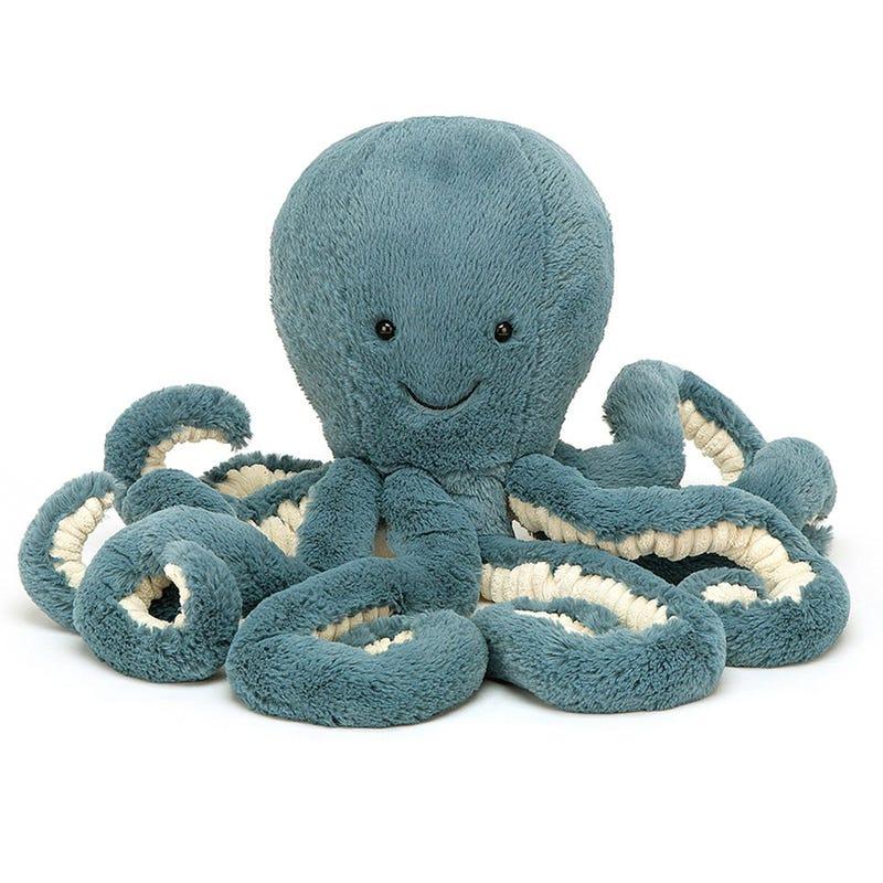 """Big Octopus Storm Blue 30"""""""