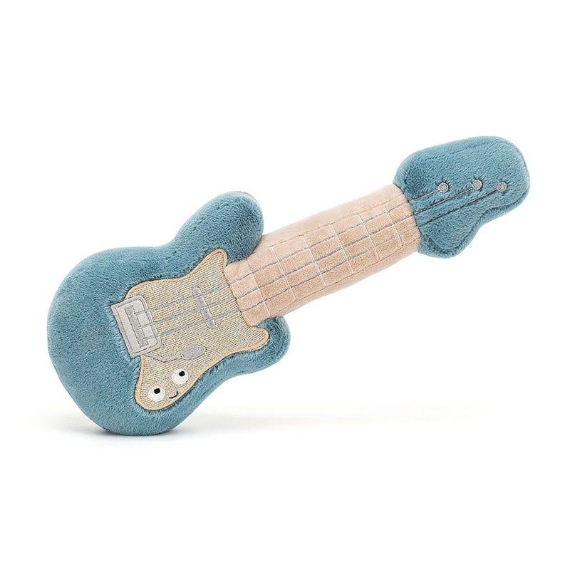 "Guitare Musicale Bleu 13"""