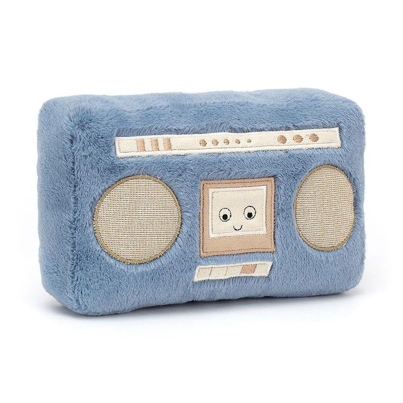 "Peluche Radio Musical 8"""