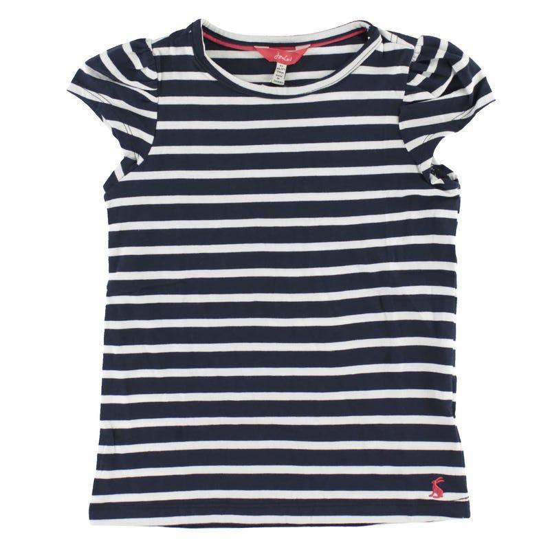 Flutter Striped T-Shirt 3-8y