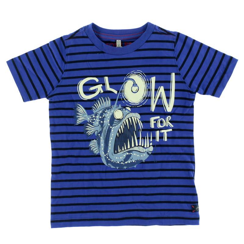 T-Shirt Rayée Raymond 3-8ans