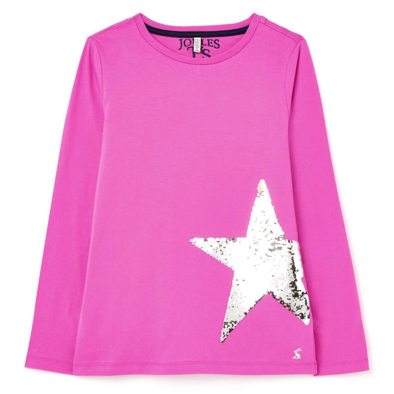 T-shirt Ava Star 3-8ans