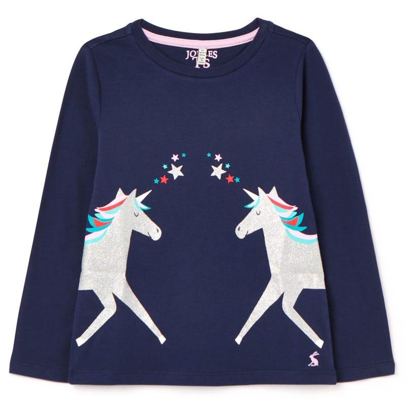 T-shirt Bessie Unicorn 3-8