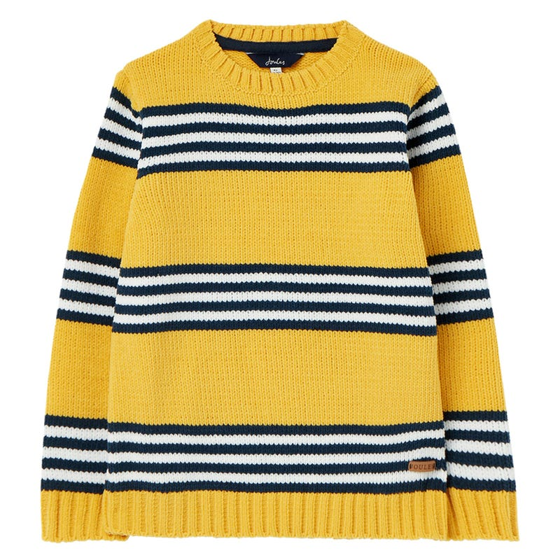 Pull Chenille Expédition 3-8ans