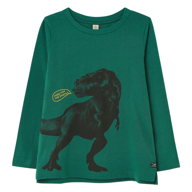 T-shirt Dino Expédition 3-8ans