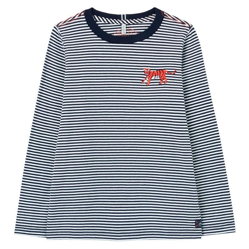 T-shirt Rayé Expédition 3-8ans