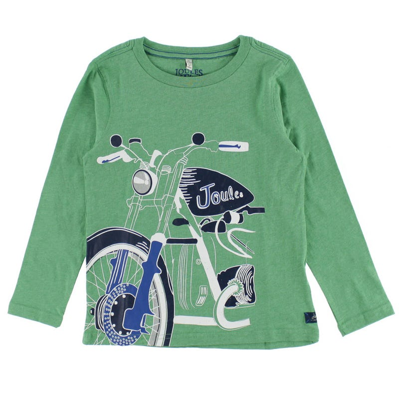 T-shirt Randall 3-8ans
