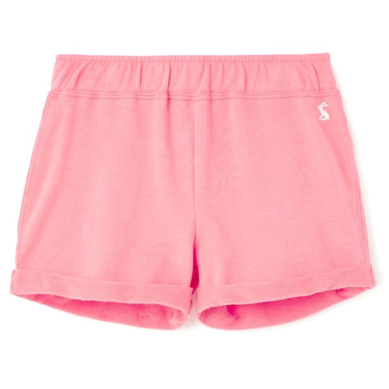 Floral Sweat Shorts 3-8y