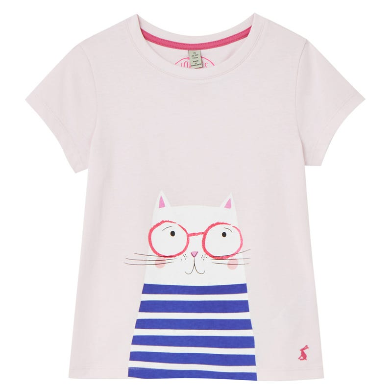 T-shirt Chat Voyage 3-8ans