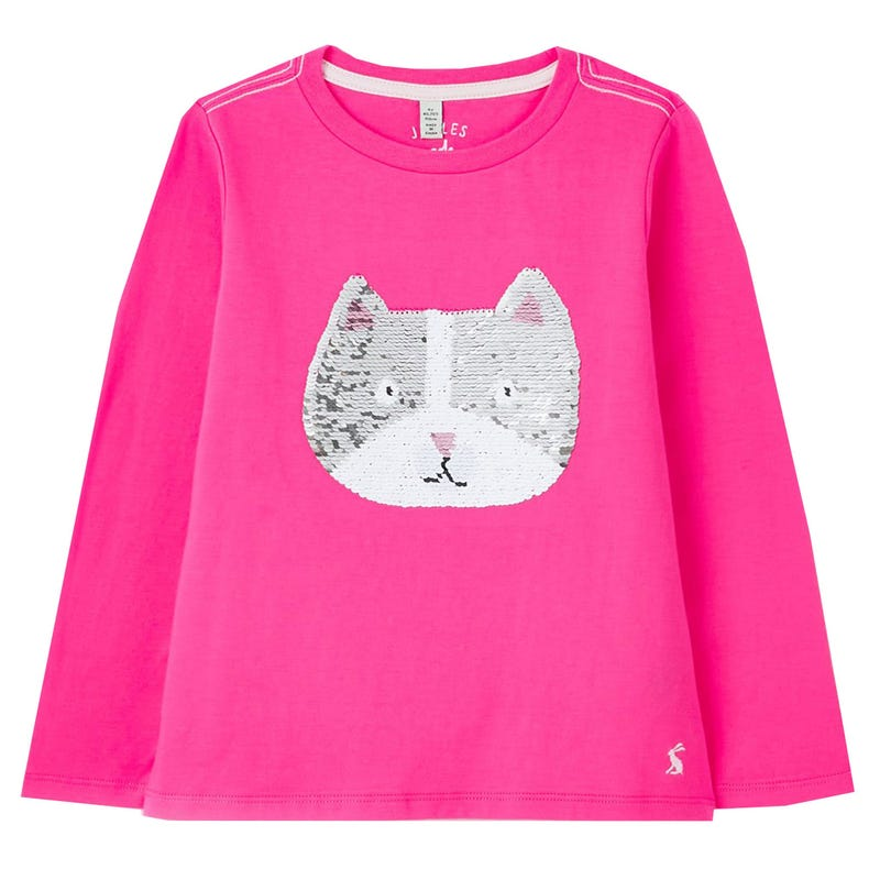 T-Shirt Chat Chien Ava 3-8ans