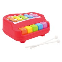 2 in 1 Piano and Xylophone