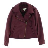 Girls Faux-Suede Jacket 7-16